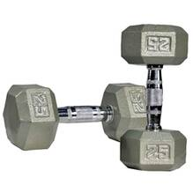 Super-Hex Dumbbell