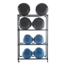 Stability Ball Storage Rack 8 Ball Rack