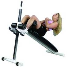 Pro Maxima FW57 Adjustable Abdominal Bench