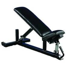 Pro Maxima FW-110 Dumbbell Incline Bench w/ wheels