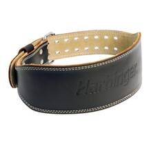 Harbinger Padded Leather Belt Small