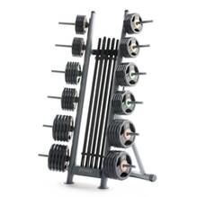 ProElite Pump Sets w/ Racks Storage Rack Only (10 Set)