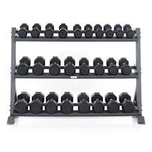 Granite Series Horizontal Dumbbell Rack