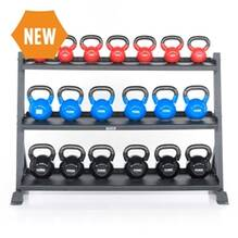 Granite Series Horizontal Kettlebell Rack
