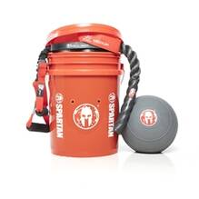 Spartan Buckets Women's Bucket (RED)