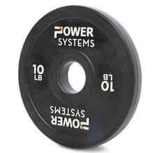 Training Plate Black Change Plates 10 lbs