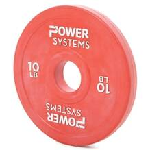 Training Plate Olympic Colors Change Plate 10 lbs