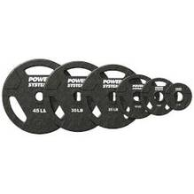 Olympic Grip Plates 45 lbs