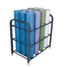 Studio Foam Roller Cart