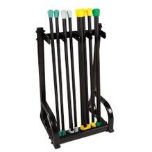 Aerobic Bar Vertical Storage Rack RACK with VersaBars